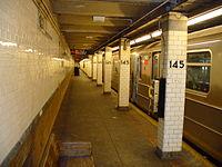 145th Street Subway Station by David Shankbone.JPG