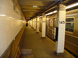 145th Street Subway Station by David Shankbone.JPG