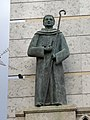 162 Sant Benet, de Luis Bertia, catedral del Sant Esperit (Terrassa).jpg