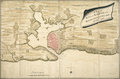 1740 Plan of the city and harbour of the Havanna situated on the island of Cuba BPL m8628.png