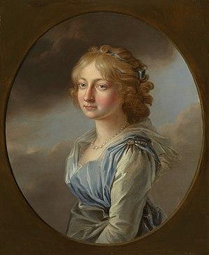 Duke Alexander of Württemberg (1771–1833) - Antoinette of Saxe-Coburg-Saalfeld (1779–1824).
