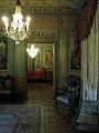 179 Casa Alegre de Sagrera (Terrassa), sala d'Hernán Cortés, al fons el dormitori.JPG