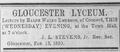 1850 Emerson GloucesterLyceum GloucesterTelegraph Feb13.png