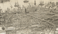 1850 NorthEnd BirdsEyeView Boston byJohnBachmann.png