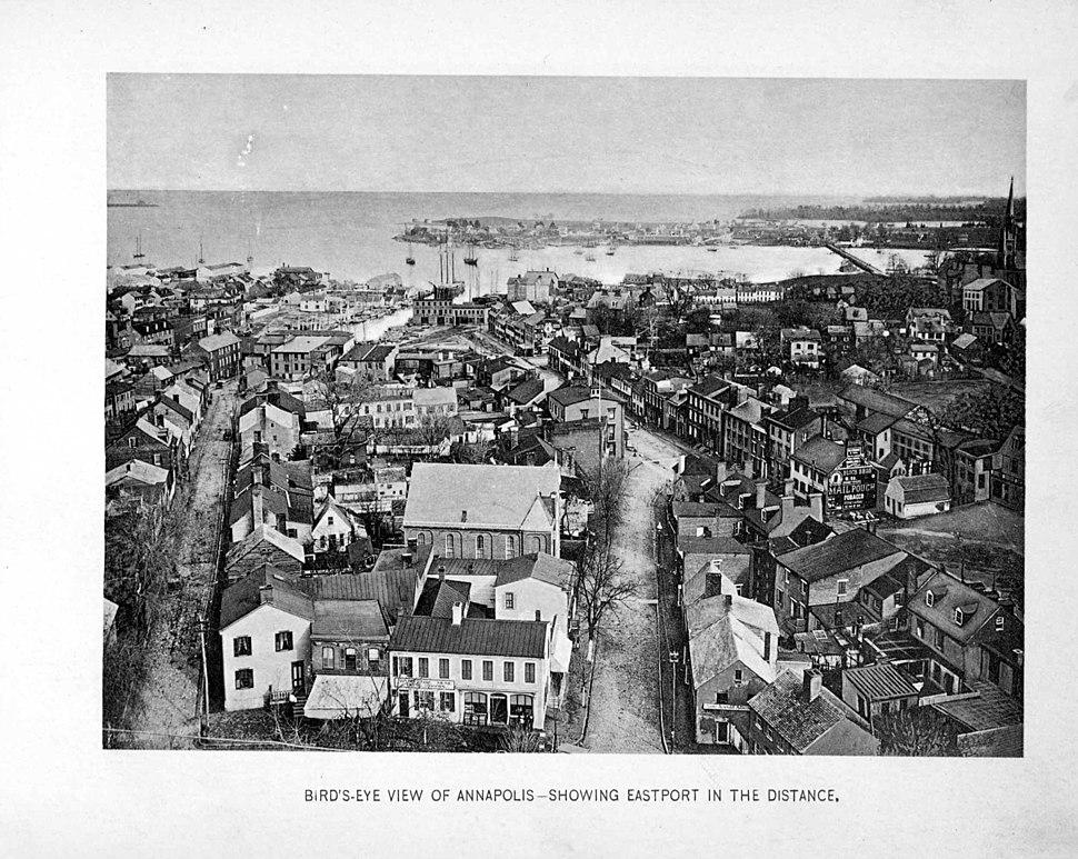 1896 Annapolis Maryland
