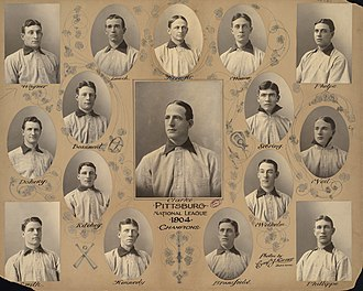 1904 Pittsburg Pirates season - The 1904 Pittsburg Pirates