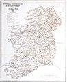 1907 GPO Circulation map of Ireland.jpg