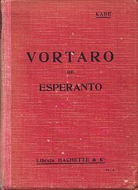 Vortaro de Esperanto cover