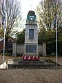 1914-1918 War Memorial, Hadleigh - geograph.org.uk - 622798.jpg