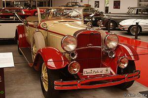 Lincoln Motor Company - 1931 Lincoln Model L