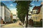19554-Mügeln-1915-Lindenstraße mit Post und Schule-Brück & Sohn Kunstverlag.jpg