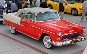 Chevrolet Bel Air - Wikipedia