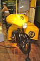 1960 BSA M21 AA combination at Beaulieu Motor Museum.jpg