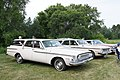 1962 Dodge Dart 440 & Plymouth Fury Station Wagon (9345106988).jpg