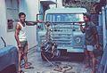 1969 - chiếc Land Rover sửa chữa trong Bệnh viện tỉnh (9677373561).jpg