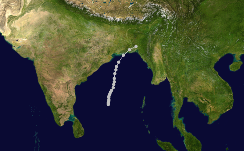 Datei:1970 Bhola cyclone track.png