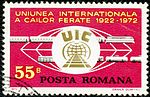 1972. Uniunea internationala a calor ferate 1922-1972.jpg