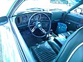 1972 AMC Javelin interior (7550731686).jpg