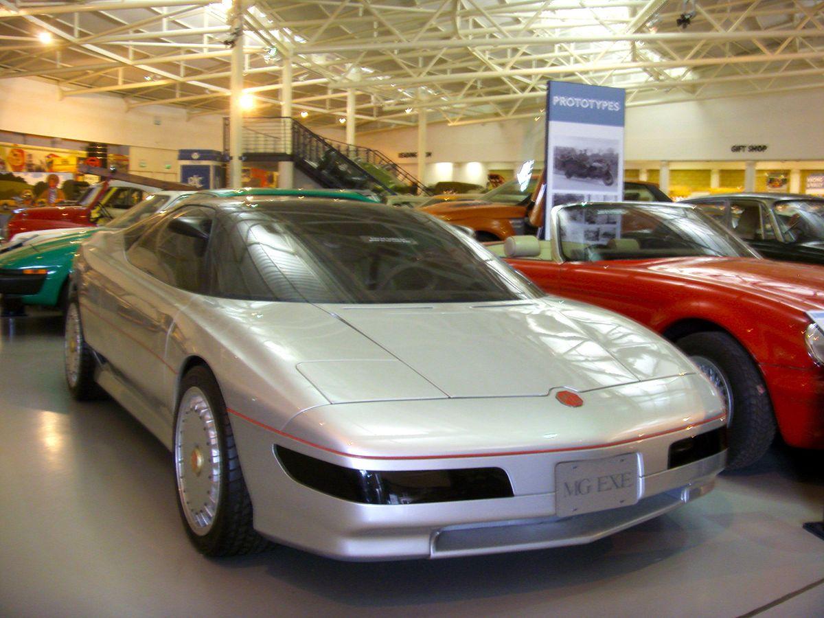 Px Mg Exe Prototype Heritage Motor Centre C Gaydon on Mg Midget
