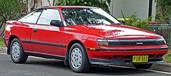 1987–1989 Toyota Celica (ST162) SX Liftback (Australia)