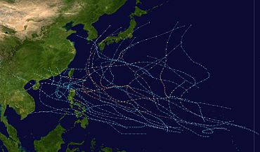 1991 Pacific typhoon season summary.jpg