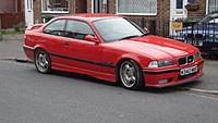 1994 BMW 318I Coupe (13011333435).jpg