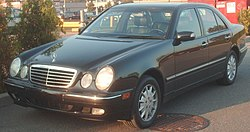 1996-99 Mercedes-Benz E-Class Sedan.jpg