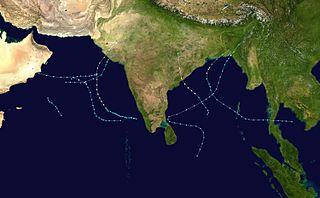 1998 North Indian Ocean cyclone season cyclone season in the North Indian ocean