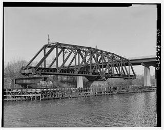 Grays Ferry Bridge Vehicle and railroad bridges in Philadelphia, Pennsylvania
