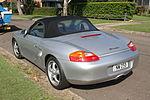 1999 Porsche Boxster (986) convertible (25740259143).jpg