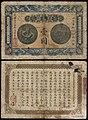 1 Dollar - Anhwei Yu Huan Bank (Kwang-Hsü 33 Year - 1907) 02.jpg