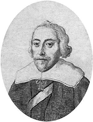 Oliver St John, 1st Earl of Bolingbroke - Oliver St John,  1st Earl of Bolingbroke.