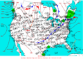 2003-06-14 Surface Weather Map NOAA.png