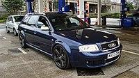 2003 Audi RS6 Avant (13647893405).jpg