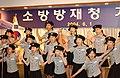 2004년 6월 서울특별시 종로구 정부종합청사 초대 권욱 소방방재청장 취임식 DSC 0191.JPG