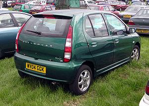 Rover CityRover - 2004 Rover CityRover (United Kingdom)