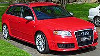 2006-2008 Audi RS 4 (8ED) quattro Avant (2011-09-03) 01.jpg