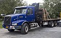 2006 Volvo VHD flatbed truck, Queens NY.jpg