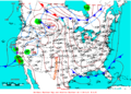 2007-04-20 Surface Weather Map NOAA.png