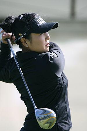 Jang Jeong - Jang at the 2007 LPGA Championship