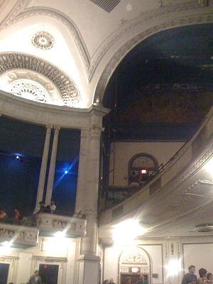 Orpheum Theatre (Boston) - Image: 2008 Orpheum Boston 2512077327