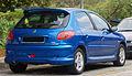 2008 Peugeot 206 5-door in Cyberjaya, Malaysia (02).jpg