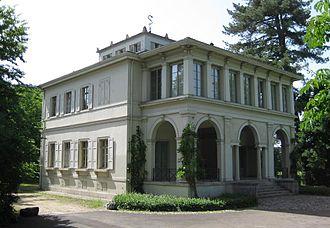 Münchenstein - (Villa Ehinger) Music School