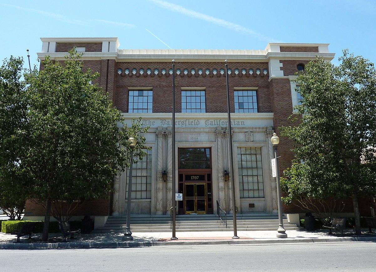County Building Bakersfield Ca