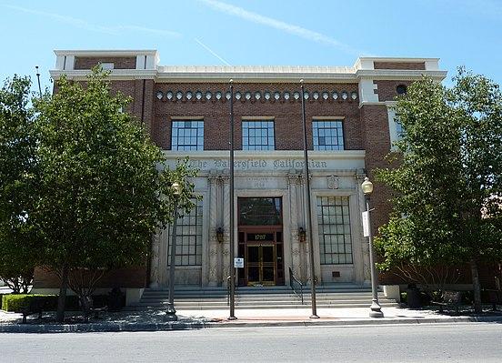 Bakersfield Californian Building