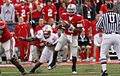 20091010 O'Brien Schofield chases Terrelle Pryor.jpg