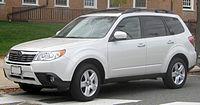 Subaru Forester thumbnail