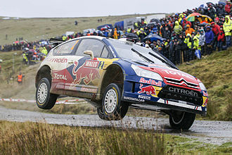 Motorsport in the United Kingdom - Wales Rally GB