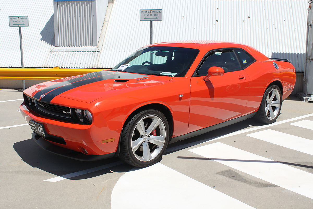Dodge Challenger Remake >> Dodge Challenger Wikipedia
