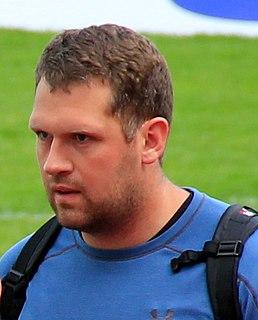 Óðinn Björn Þorsteinsson Icelandic shot putter